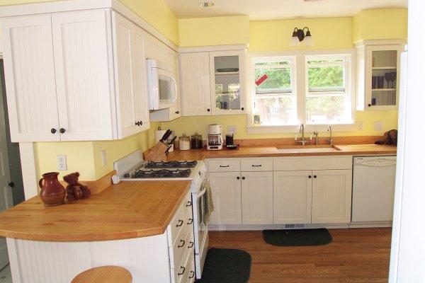 кухни сочетание цветов фото
